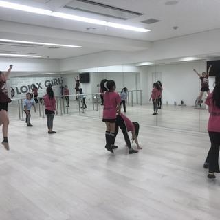 =生徒大募集中=LOICX☆チアダンススクール テクニッククラス!!