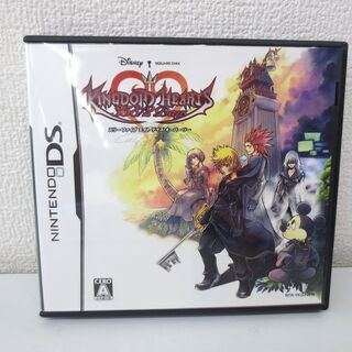 ■DS ソフト KINGDOM HEARTS 358/2Days...