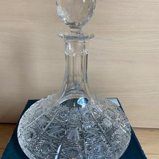 クリスタル グラス デカンタ✨値下げ⤵️