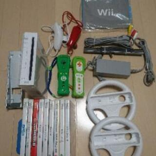 wiiとソフト
