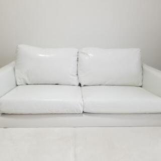 2way 白 ソファー