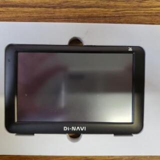 美品!Di-NAVI ワンセグポータブルナビゲーション