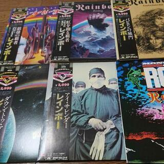 RAINBOW レインボー LP 6枚セット