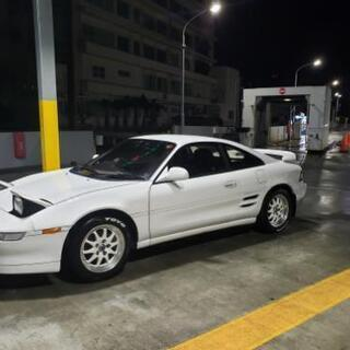 短期掲載!早い者勝ち!トヨタ MR2 SW20 3型GT (ターボ車)