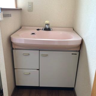 洗面台/タカラスタンダード製