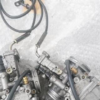 【ミクニ TM30】RZ350 4U0 実働車外し  - バイク