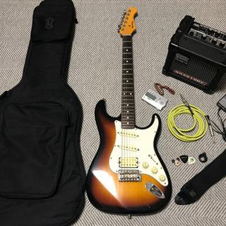 エレキギター アンプセット      History   Rol...