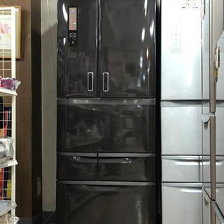 新生活応援!安心の6ヶ月保証付!東芝 ファン式 6ドア冷蔵…