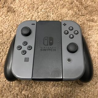 任天堂Switch スイッチ ジョイコン とジョイコングリップ