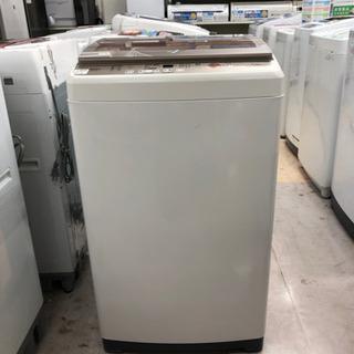 新生活応援!安心の1年保証付!AQUA 全自動洗濯機 【ト…