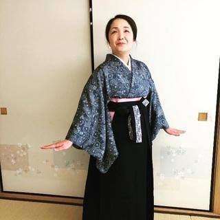 卒業式   小学生の袴、訪問着着付、空きあり!