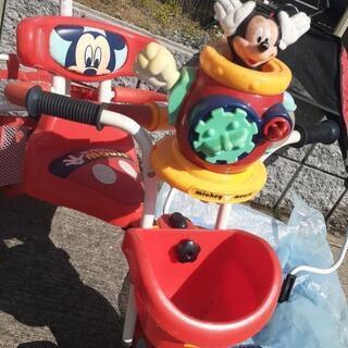 ミッキーマウス 三輪車 - 坂井市