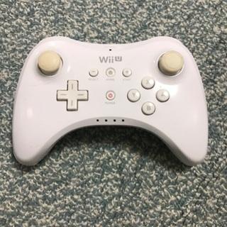 【値下げしました!!】Wii PRO コントローラー 売ります