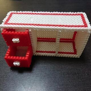 アイロンビーズ手作りボックス