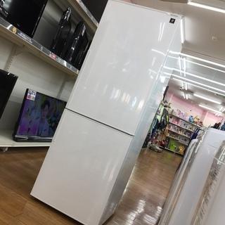 【トレファク鶴ヶ島店】SHARP 2ドア冷蔵庫 271L …