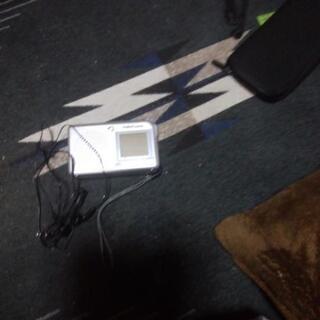 携帯用ラジオ