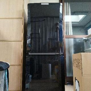三菱電機 2017年製冷蔵庫 MR-P15A-B 一人暮らしサイズ