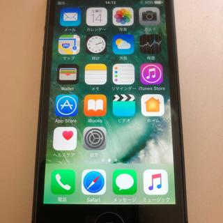iPhone 5 64g simフリー ほぼ新品