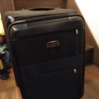 スーツケース 無料!