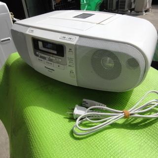 A082 パナソニック ポータブル CD ステレオシステム RX...