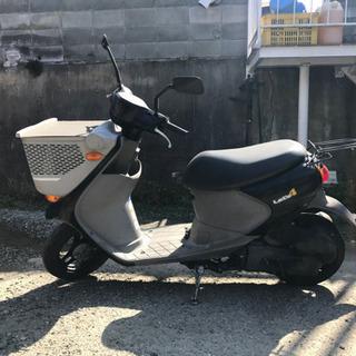 スズキ レッツ4 50cc 原付 バイク スクーター メンテナンス済み