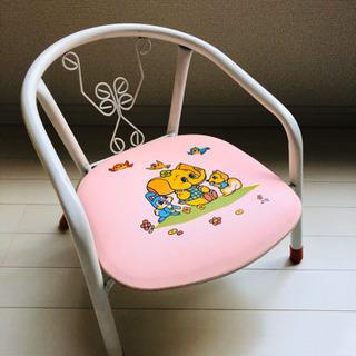レトロ 子供椅子