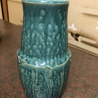 熊野焼♪ 皿谷実さん作 花瓶