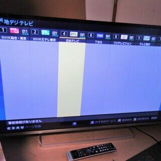 ☆東芝 TOSHIBA 42J8 REGZA 42V型液晶テレビ...