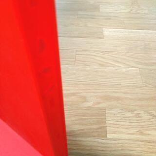 赤 取り付け棚  - 家具