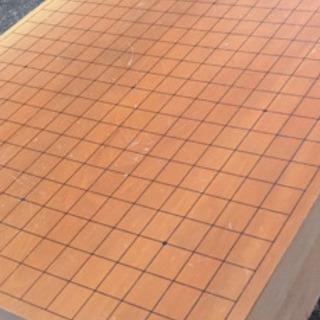 古い 囲碁盤 碁石セット