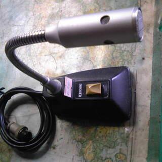 アマチュア無線用・・ICOMの卓上マイク・・・IC-SM5