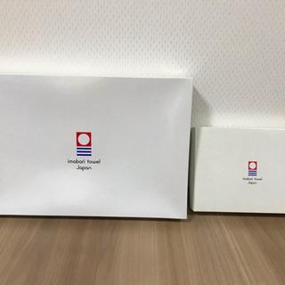【新品】値下げ!今治タオル フェイスタオル+ハンドタオル − 福井県