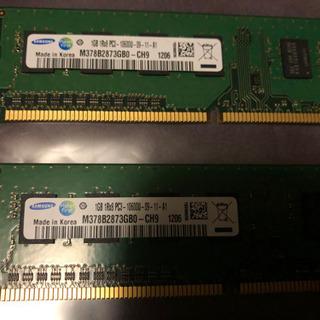 【取引完了】Dell Inspiron 620 メモリ1GBx2...
