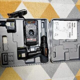 リョービ RYOBI 充電式 電動ドライバー 12V