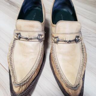アルフレッドバニスターの短靴