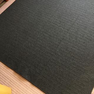 【引き渡し予定】電気カーペット ホットカーペット