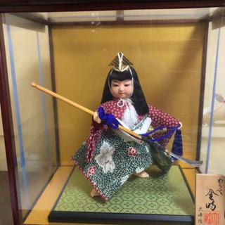 大峰作 わらべ 7号 五月人形