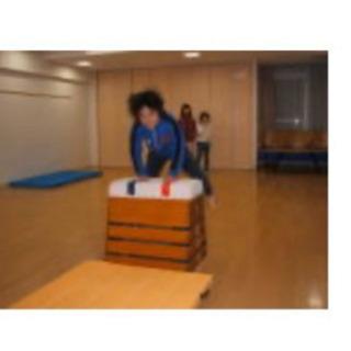 小学1〜6年生の体操教室★