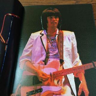長渕剛  1983年ツアーパンフレット