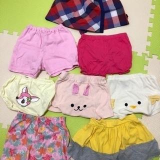 80-90サイズ パンツ•スカート