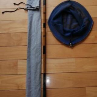 ヘラブナ釣り用玉網