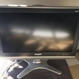 一人暮らし用テレビ