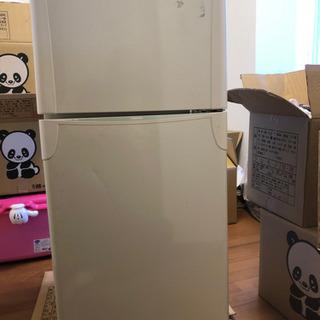 2つ扉冷蔵庫