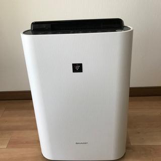 SHARP 加湿空気清浄機 2018年製
