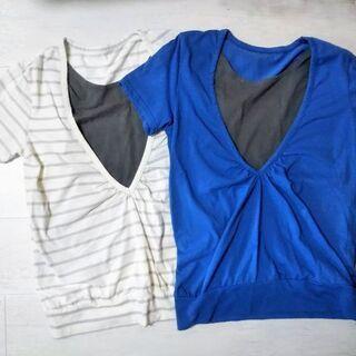 出産準備② 授乳服 半袖 Mサイズ
