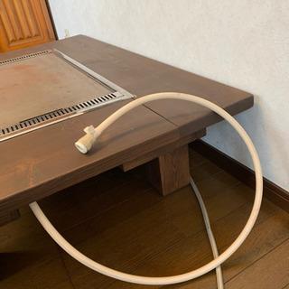鉄板テーブル - 売ります・あげます
