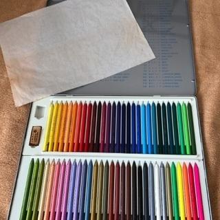 サクラクーピーペンシル60色 (色鉛筆)