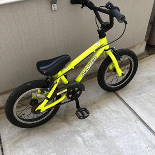 子供自転車 クランカー