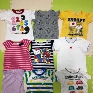 80-90サイズTシャツ