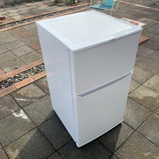 冷蔵庫 アイリスオーヤマ 2017年製 90L